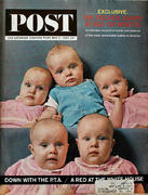 The Saturday Evening Post May 2, 1964 Magazine