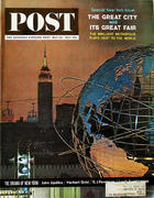 The Saturday Evening Post May 23, 1964 Magazine