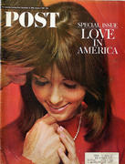 The Saturday Evening Post December 31, 1966 Magazine