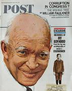 The Saturday Evening Post April 8, 1967 Magazine