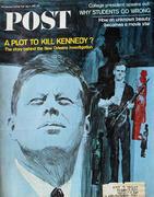 The Saturday Evening Post May 6, 1967 Magazine
