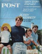 The Saturday Evening Post August 26, 1967 Magazine