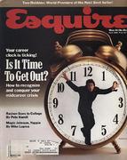Esquire April 1, 1990 Magazine