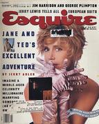 Esquire February 1, 1991 Magazine