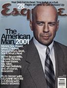 Esquire March 1, 2001 Magazine