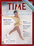 Time Magazine February 15, 1988 Magazine