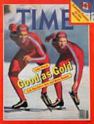 Time Magazine February 11, 1980 Magazine