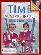 Time Magazine January 30, 1984 Magazine