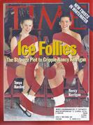 Time Magazine January 24, 1994 Magazine