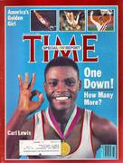Time Magazine August 13, 1984 Magazine