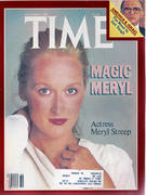 Time Magazine September 7, 1981 Magazine