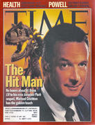 Time Magazine September 25, 1995 Magazine