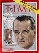 Time Magazine July 18, 1960 Magazine