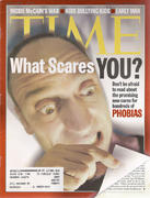Time Magazine April 2, 2001 Magazine