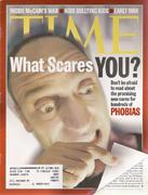 Time Magazine April 2, 2001 Magazine