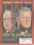 Time Magazine January 4, 1999 Magazine