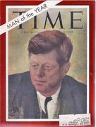 Time Magazine January 5, 1962 Magazine
