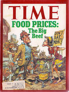 Time Magazine April 9, 1973 Magazine