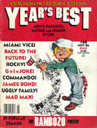 Cracked Collector's Edition November 1986 Magazine
