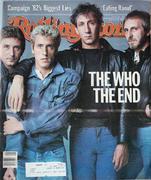 Rolling Stone Magazine November 11, 1982 Magazine