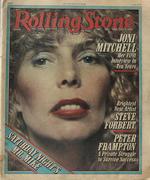 Rolling Stone Magazine July 26, 1979 Magazine