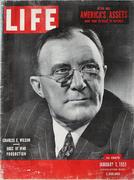 LIFE Magazine January 1, 1951 Magazine