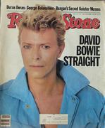 Rolling Stone Magazine May 12, 1983 Magazine