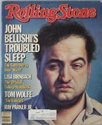 Rolling Stone Magazine September 27, 1984 Magazine