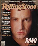 Rolling Stone Magazine October 8, 1987 Magazine