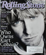 Rolling Stone Magazine June 6, 2002 Magazine