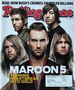 Rolling Stone Magazine September 6, 2007 Magazine