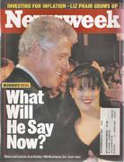 Newsweek Magazine August 10, 1998 Vintage Magazine