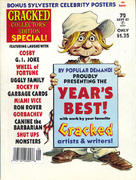 Cracked Collector's Edition September 1987 Magazine