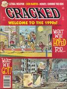 Cracked Magazine January 1990 Magazine