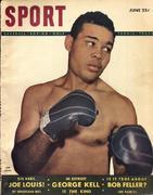 Sport Magazine June 1948 Magazine