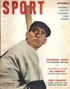 Sport Magazine September 1951 Magazine