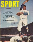 Sport Magazine October 1952 Magazine