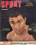 Sport Magazine January 1953 Magazine