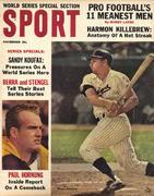 Sport Magazine November 1964 Magazine