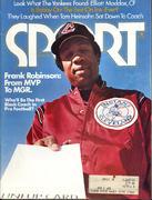 Sport Magazine May 1975 Magazine