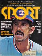 Sport Magazine August 1975 Magazine