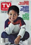 TV Guide January 14, 1984 Magazine