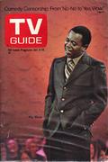 TV Guide January 8, 1972 Magazine