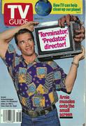 TV Guide April 21, 1990 Magazine