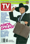 TV Guide May 4, 1991 Magazine