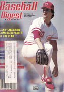 Baseball Digest December 1988 Magazine