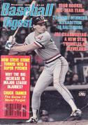 Baseball Digest November 1980 Magazine