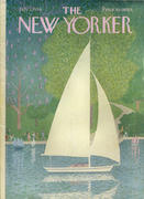 The New Yorker July 1, 1974 Magazine