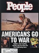 People Magazine January 28, 1991 Magazine