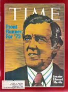 Time Magazine September 13, 1971 Magazine